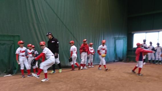千葉市ホームタウン少年野球教室