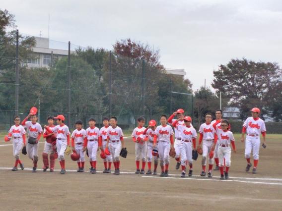 3連覇!Bチーム(稲毛区春・夏・秋)