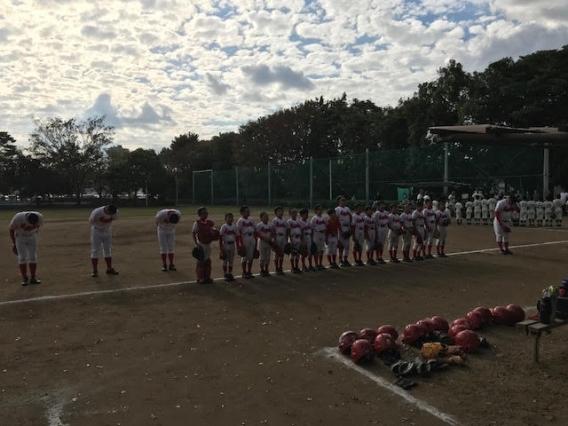 2018年稲毛区連秋季教育優勝!